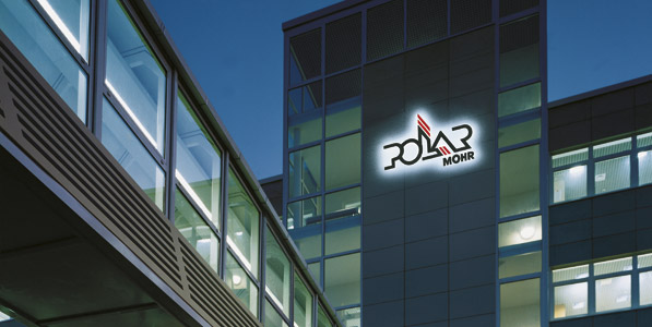 Company building POLAR-Mohr in Hofheim