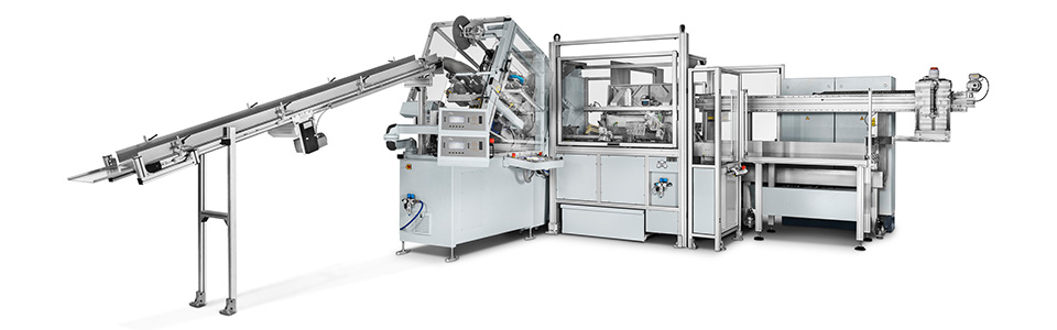 POLAR Label System DCC-11 for the highly automated in-line production of banded die-cut labels