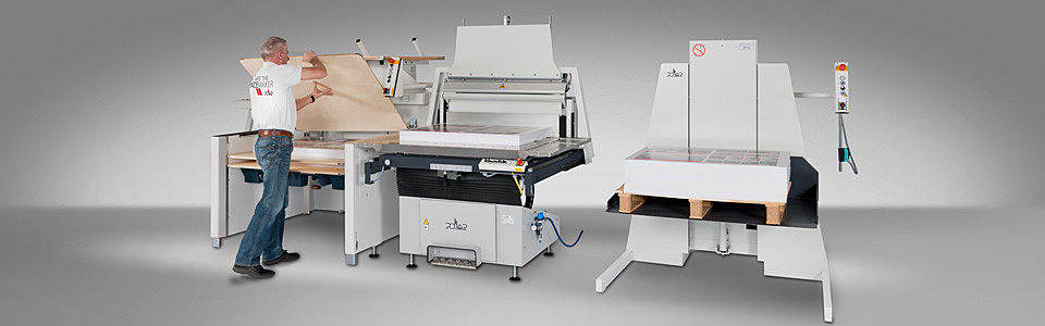 POLAR components for print finishing