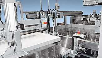 Gripper loading system