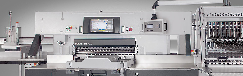 automatic cutter polar autocut 115 rh polar mohr com Polar Paper Cutter Cutter Polar 92