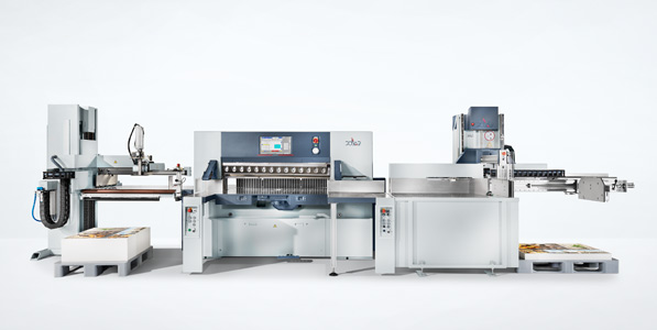 POLAR CuttingSystem 300, the high-performance system for cutting blank stock