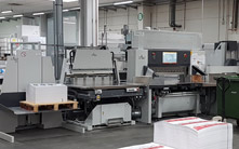 POLAR CuttingSystem 200 PACE bei druckpartner in Essen