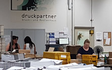 Assembly at druckpartner